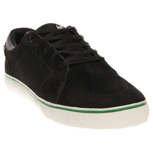 DVS Shoes  Stafford,  Sneaker uomo, Nero (Schwarz (BLACK SUEDE WEEMAN 002)), 47