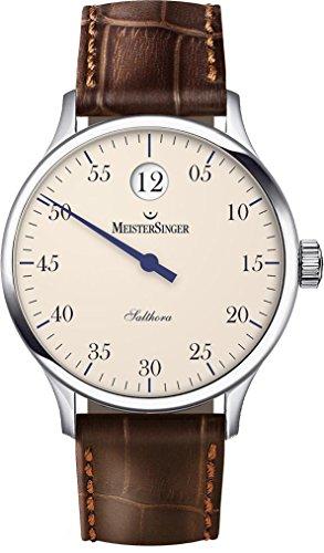 MeisterSinger Salthora SH903 Reloj automático con sólo una aguja null