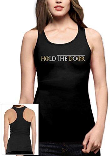 hold-the-door-game-fan-motiv-hodor-racerback-tank-top-medium-schwarz