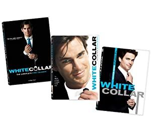 White Collar Season 1-3 Collection