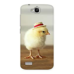 Hat Chik Back Case Cover for Honor Holly
