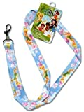 Disney Tinkerbell Lanyard 18 x .75 Inch Key Leash by DDI