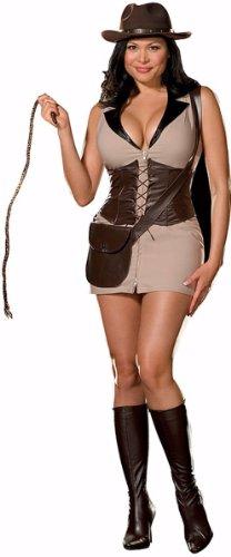 Treasure Hunter Adult Costume - Adult CostumesB001D4QH86 : image