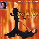 Dancebeat Feet Of Fire - Latin Heat Dancebeat CD Music For Dancing recorded in tempo for music teaching performance or general listening and enjoyment