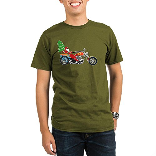 truly-teague-organic-mens-t-shirt-dark-holiday-biker-santa-on-his-motorcycle-chopper-olive-large
