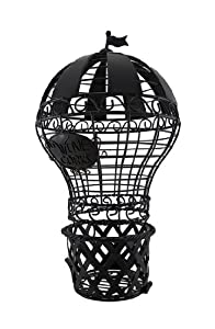 amazoncom epic products cork cage hot air balloon 15