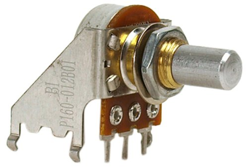 Fender 25K B Taper (Linear) Snap-In Style Potentiometer (Fender Hot Rod Deville Tube Set compare prices)