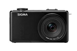 """Sigma DP1 Appareil photo compact numérique 14,6 Mpix Ecran 3"""" Zoom optique 3x Noir"""