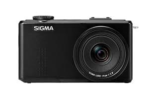 Sigma DP1 Merrill Digitalkamera (46 Megapixel, 7,6 cm (3 Zoll) Display, SD-Karte, USB 2.0) schwarz
