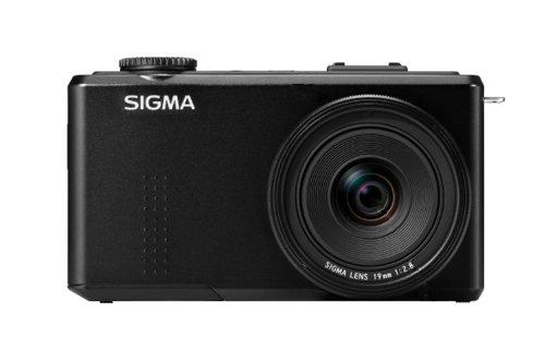 Sigma Dp1 Merrill Compact Digital Camera - Black (46mp)