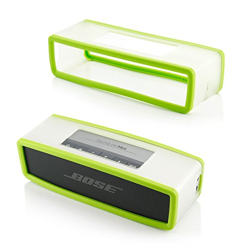 Check Out This GEARONIC TM Protective TPU Soft Case Cover Pouch Box for Bose SoundLink Mini Bluetoot...