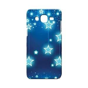 BLUEDIO Designer 3D Printed Back case cover for Samsung Galaxy E7 - G6466