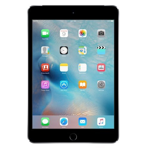 Apple iPad Mini 4 Tablet (7.9 inch, 64GB, Wi-Fi Only), Space Grey