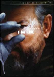 F for Fake (The Criterion Collection)