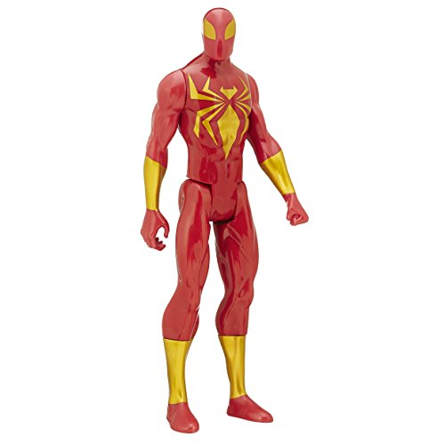 Hasbro Marvel Spiderman Personaggi 30Cm. Iron Spider B5754 B6346