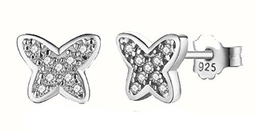saysure-925-sterling-silver-petite-butterfly-stud-earrings