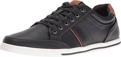 ALDO Nydilirwen Black Leather Sneaker