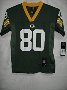 2012-2013 Season Donald Driver Green Bay Packers Green NFL Youth Jersey