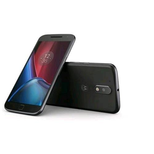 Motorola SM4400AE7H1 Moto G 4 Plus XT1642 Smartphone da 16GB, Nero [Italia]