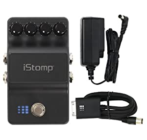 Digitech ISTOMP, Downloadable Stompbox Power Supply, DSC for Ios