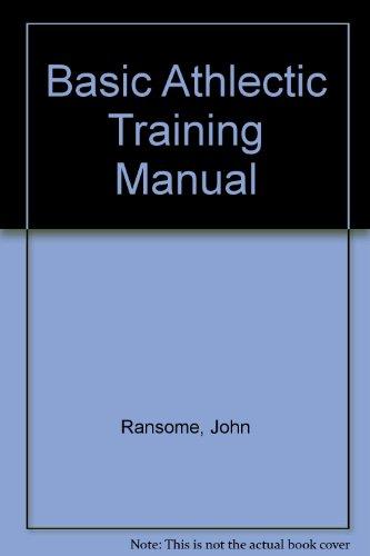 Student Athletic Training Manual