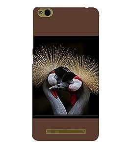 EPICCASE Bird Case Mobile Back Case Cover For Xiaomi 3S Prime (Designer Case)