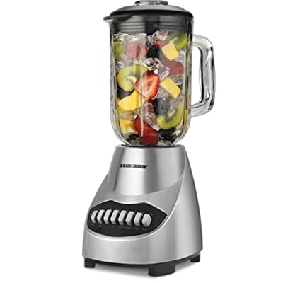 Black & Decker BL2020S 10-Speed 5-Cup Blender by WINQ9