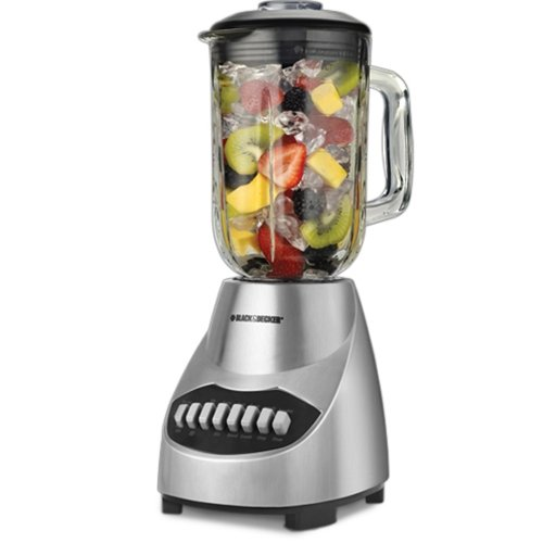 Black & Decker BL2020S 10-Speed 5-Cup Blender (Black And Decker Bl2020s compare prices)