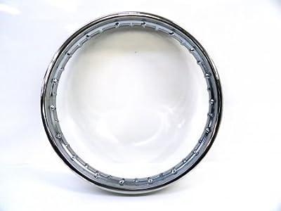 CRU Products Rear Wheel Tire Rim 36 Spoke Hole 1.60 x 16 Inch Yamaha TTR125 RT100 MX100