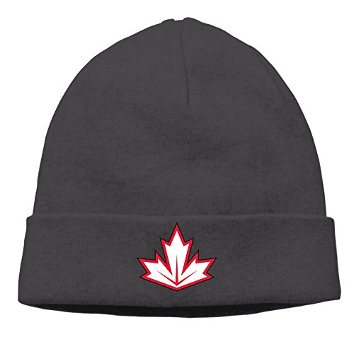ASAS 2016 World Cup Of Hockey Team Canada Woolen Hats/Plush Hat/Head Cap Black
