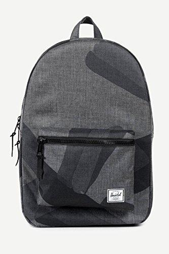 herschel-settlement-studio-20l-canvas-backpack-noir