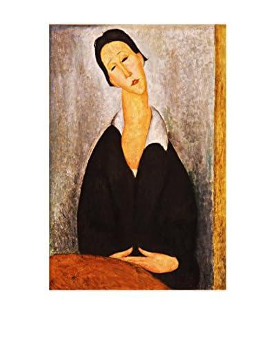 Picture Lienzo Donna Polacca - Amedeo Modigliani