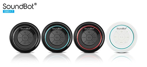 SoundBot SB517 / SB516 IPX7 Bluetooth Wireless Speaker