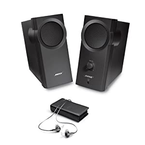 Bose Computer Speaker and Headphone Bundle