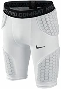 Nike Youth Nike Pro Combat Hyperstrong Comp Vis Short (Boys) - Xl