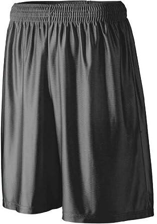 Buy Augusta Sportswear 926 Adult's Long Dazzle Short Black 4X-Large by Augusta