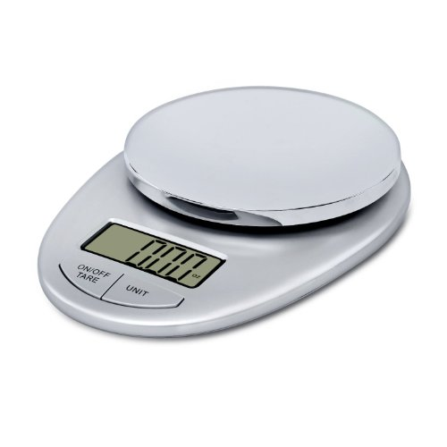 Weighwizard professional digital kitchen scale for cooking for Kitchen scale for baking