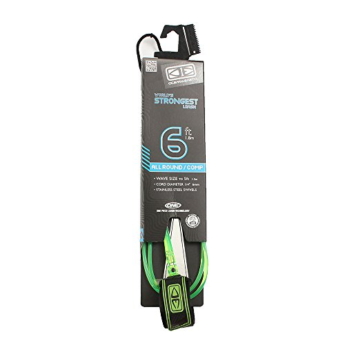 ocean-and-earth-all-round-lime-comp-leash-6ft-0