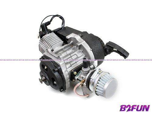 760 mm Gaszug 650 HMParts Mini Pocket Bike//Mini Cross//Mini Quad 2-Takt Gasseil