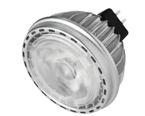 Cree Lm16-50-30K-25D 9 Watt 9W Lm16 Led Mr16 Downlight Lamp Bulb 3000K 25 Degree Flood