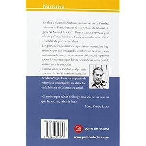 Conversación en La Catedral (Narrativa (Punto de Lectura)) (Spanish Edition)