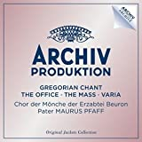 Gregorian Chant - The Office - The Mass - Varia Beuron Benedictine Monks Of St. Martin