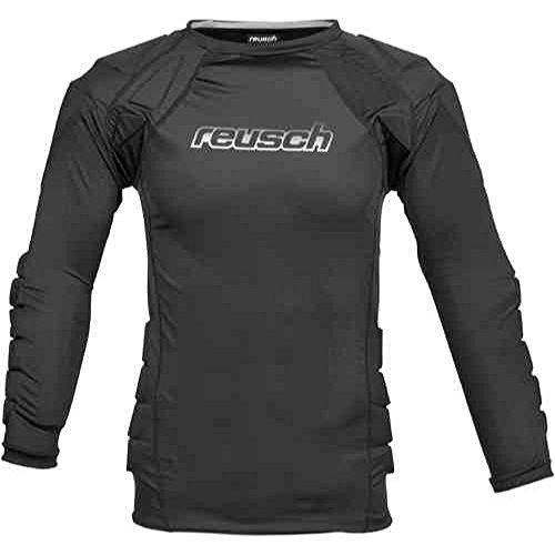 Reusch adulti Underwear CS 3/4Undershirt, Unisex, Unterziehshirt CS 3/4 undershirt, nero, XL