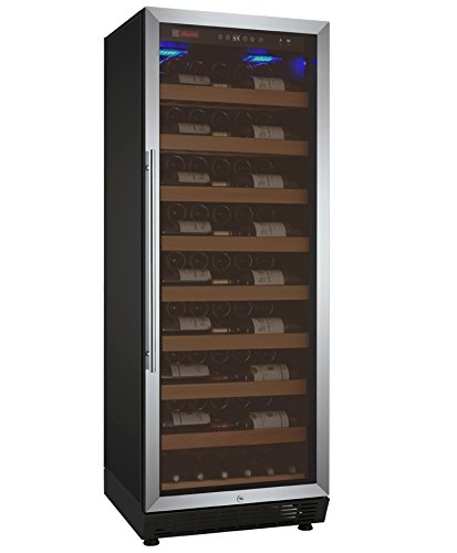 Buy Cheap Allavino YHWR115-1SRN 115 Bottle Single-Zone Wine Cellar Refrigerator - Stainless Door