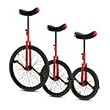 Torker CX-16 Unicycle - Red (2011 Model)
