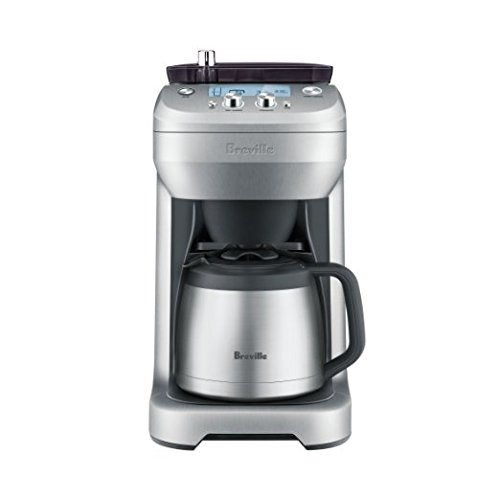 Breville RM-BDC650BSS the Grind Control, Silver, Certified Refurbished (Breville You Brew Coffee Maker compare prices)