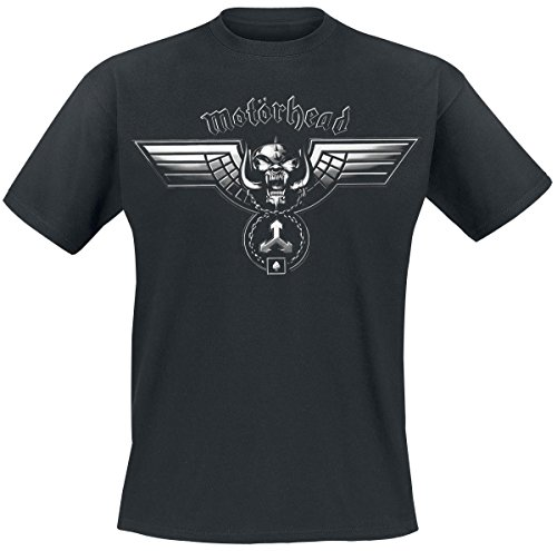 Motörhead Winged Warpig T-Shirt nero M