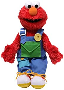 "Gund 15.75"" Teach Me Elmo"
