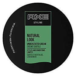 Axe Styling Cream Natural Understated Look 2.64 oz.