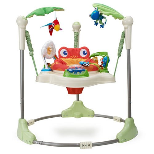 Baby Jumper Review Fisher Price Rainforest Jumperoo Baby